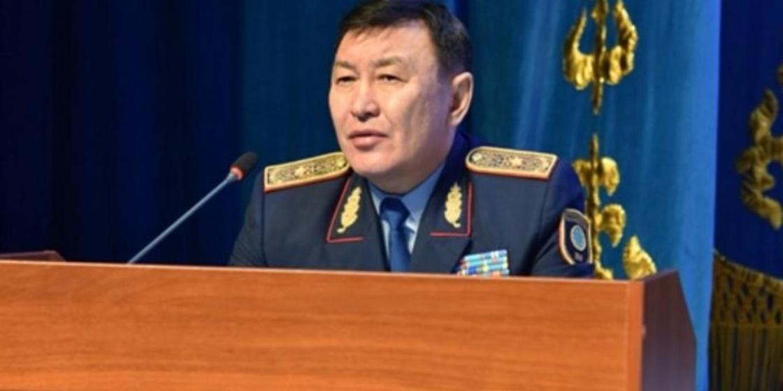 Марат Қожаев ішкі істер министрінің бірінші орынбасары қызметіне тағайындалды