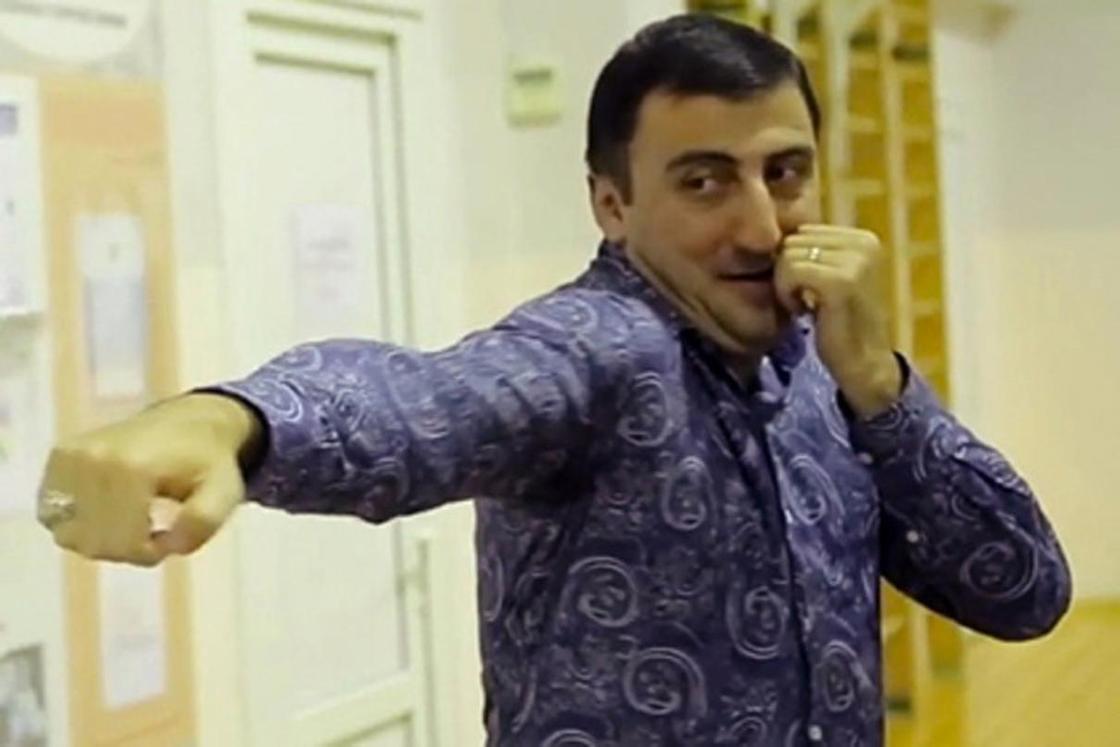 Ашот Болян. Кадр: norayr simonyan / YouTube