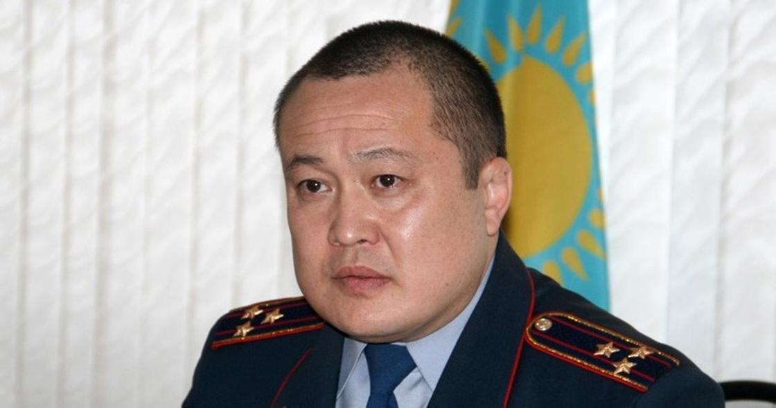 Махамбет Абитасов ІІМ басшынының орынбасары болды