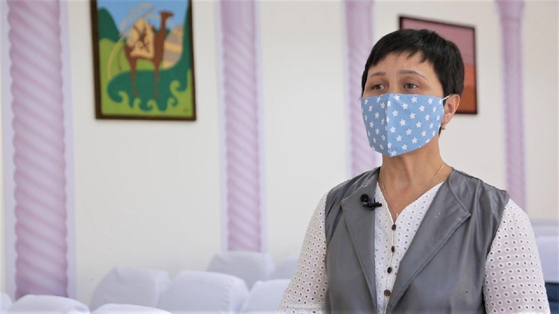 Данекер Касимова