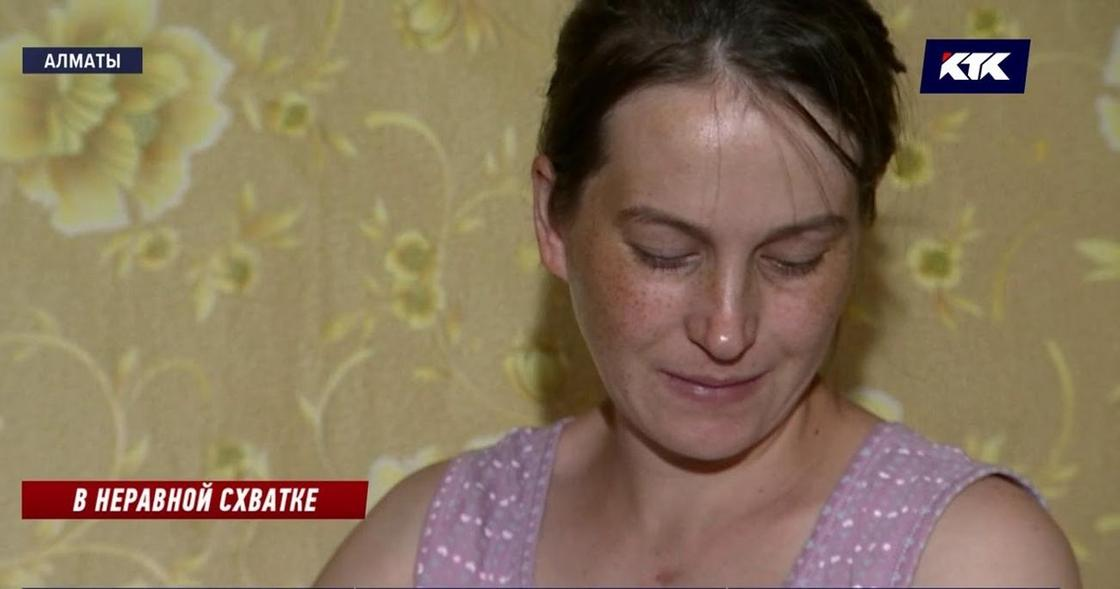 Алматинка рожала в экстремальных условиях из-за отсутствия теста на коронавирус (видео)