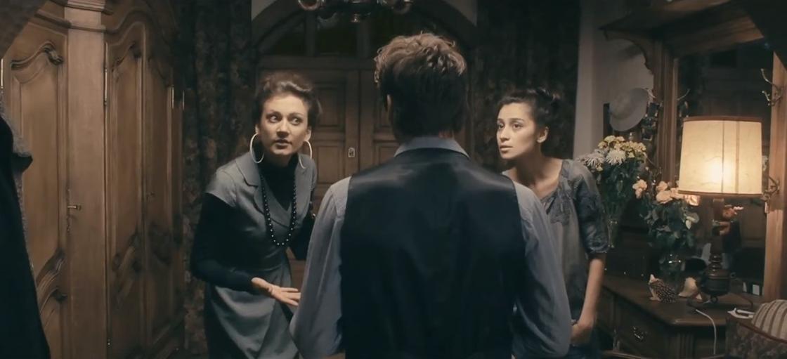 Кадр из фильма «Вдребезги»