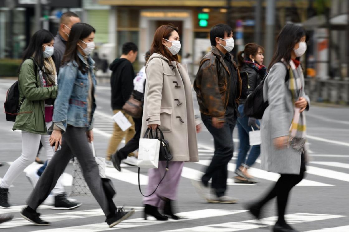 Фото: Akio Kon/Bloomberg via Getty Images