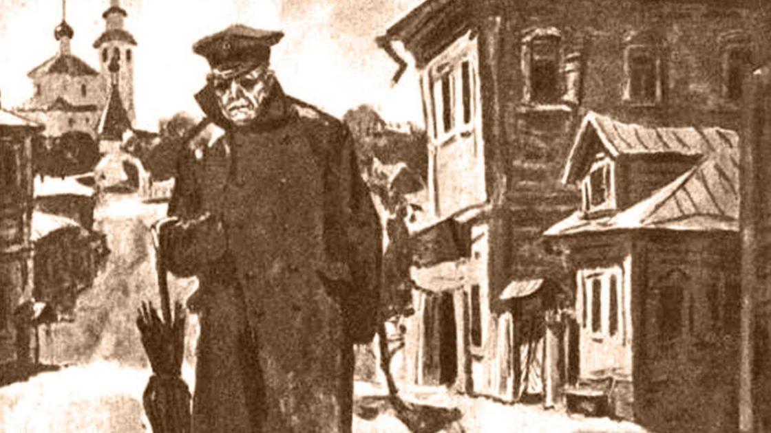 Экранизация мультфильма «Человек в футляре»