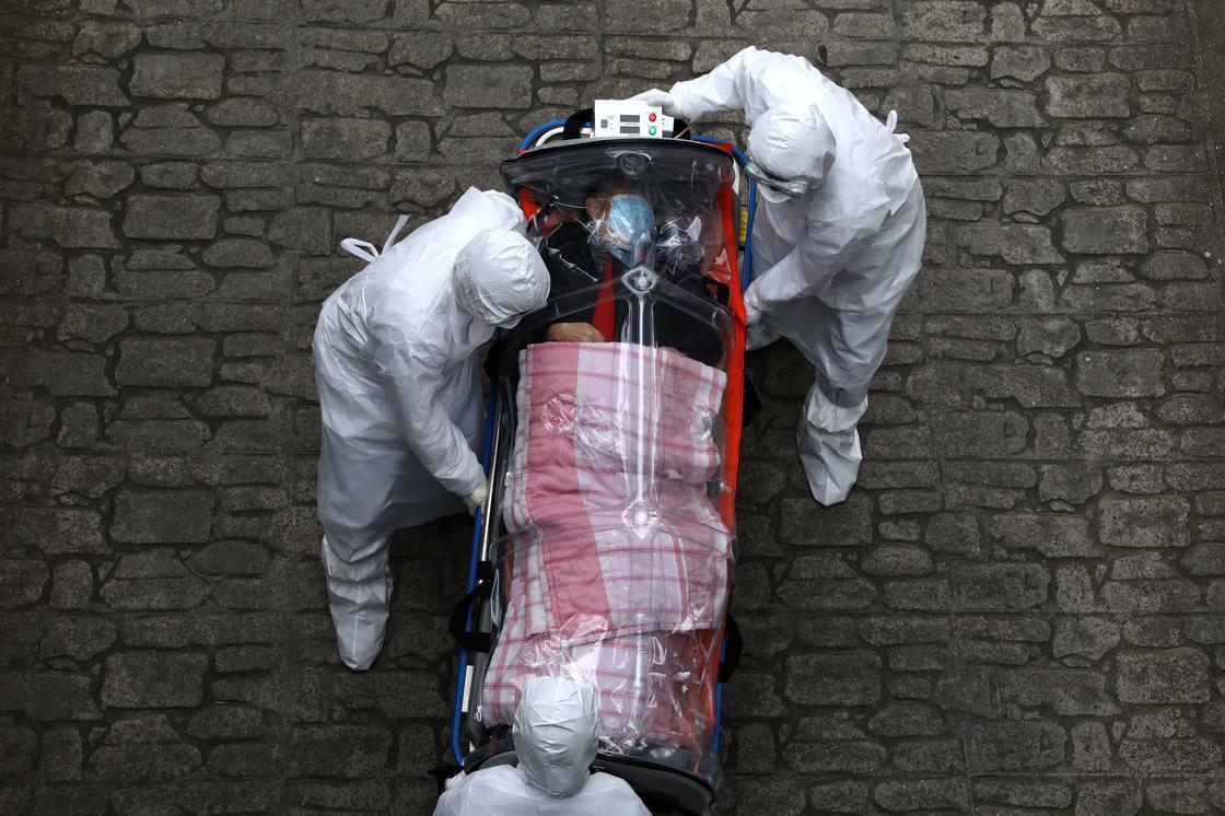 Рекордное число летальных исходов от коронавируса зафиксировали в США за сутки