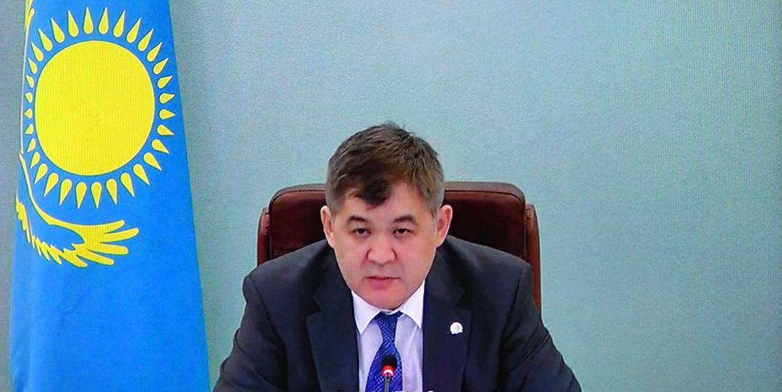 Елжан Біртанов. Фото: primeminister.kz
