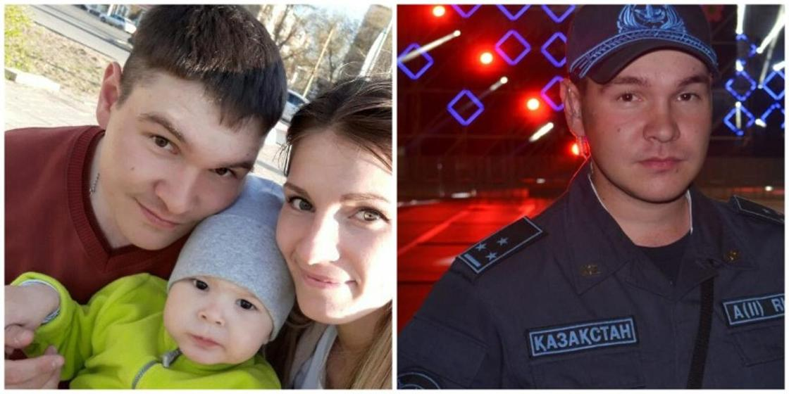 «Спас женщину и задержал убийцу»: военных Нацгвардии наградили за героизм в Темиртау