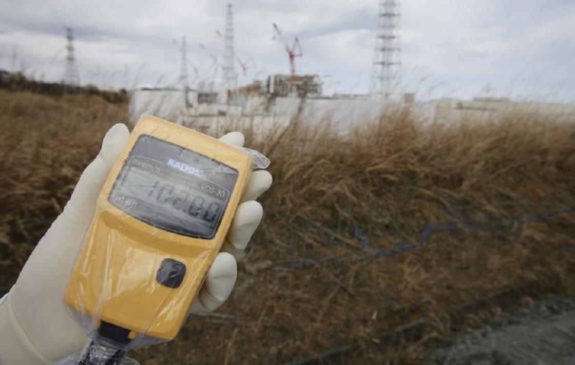 На месте пожара вблизи Чернобыля резко вырос уровень радиации
