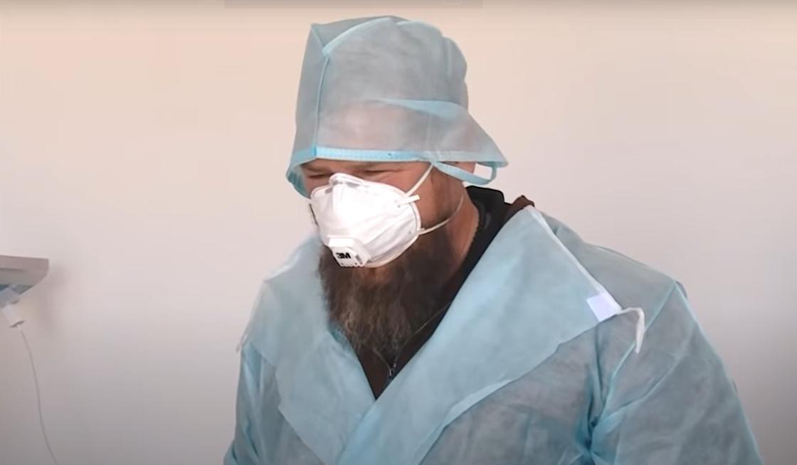 Рамзан Қадыров. Фото: YouTube/видеодан кадр