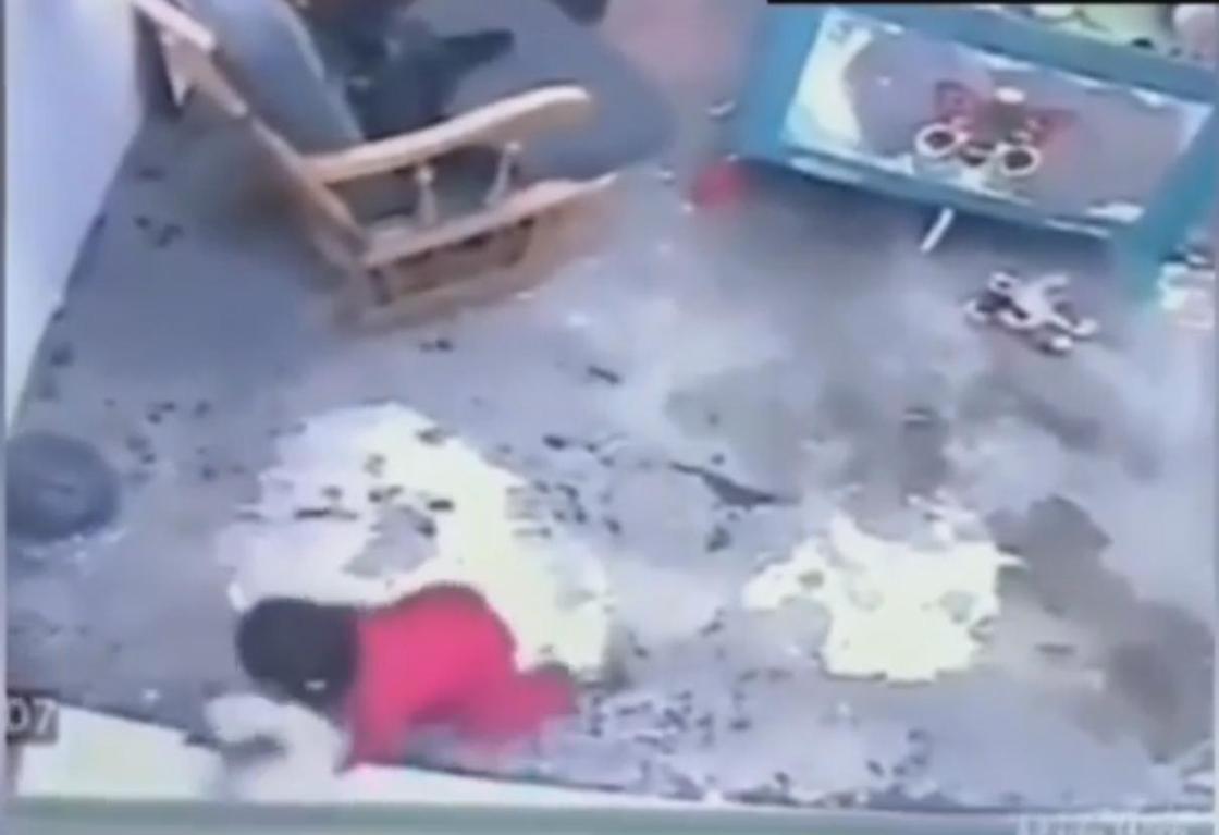 Скриншот видеодан алынды