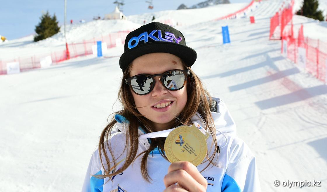 Юлия Галышева. Фото:olympic.kz