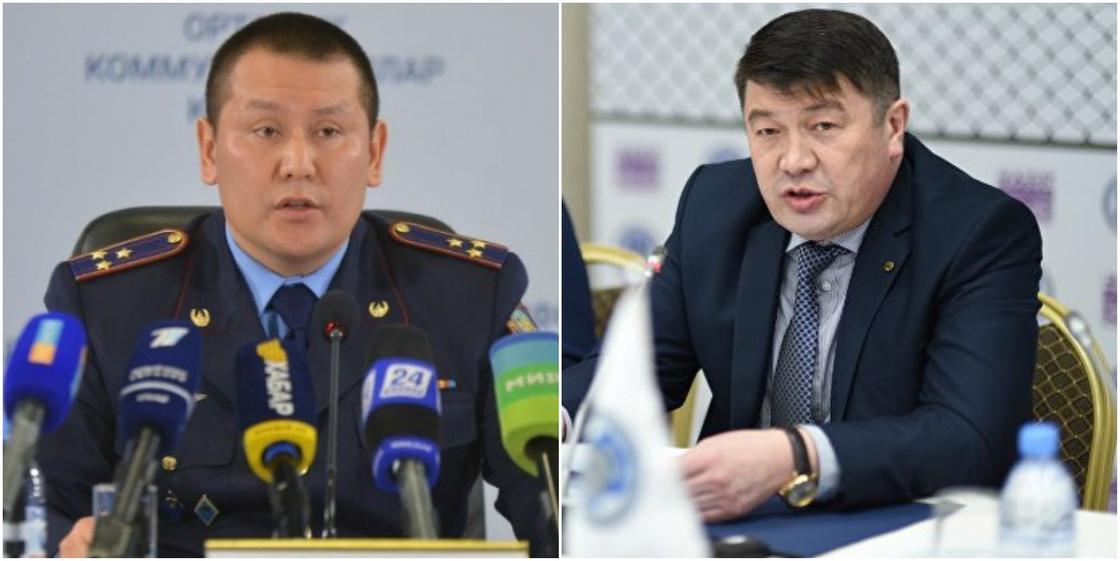 Председателя КУИС МВД наказали после задержания первого заместителя