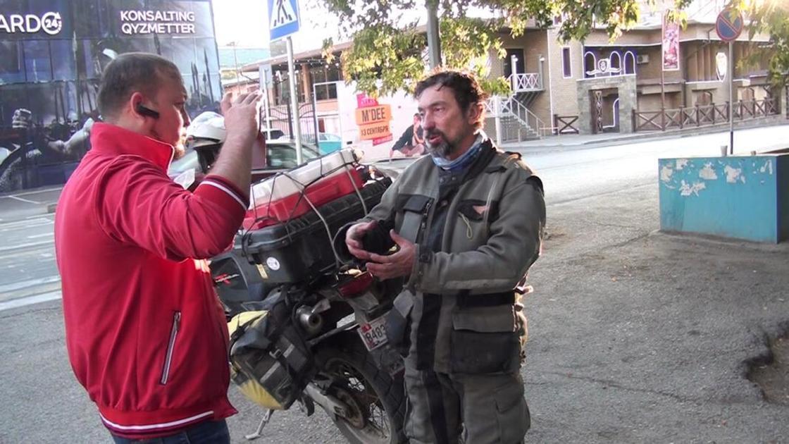 Руслан Жанпеисов попросил помощи для американца