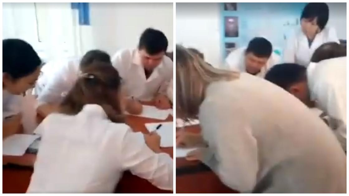 Врачи массово увольняются из районной больницы в Алматинской области