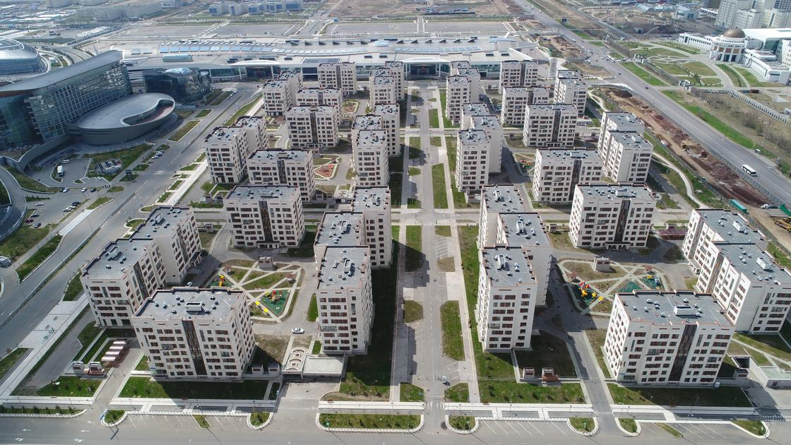15 июня 2019 года была возобновлена реализации жилья на территории международной выставки «ЭКСПО-2017»