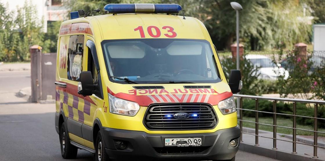 7-летний ребенок погиб в аварии на трассе в Павлодарской области