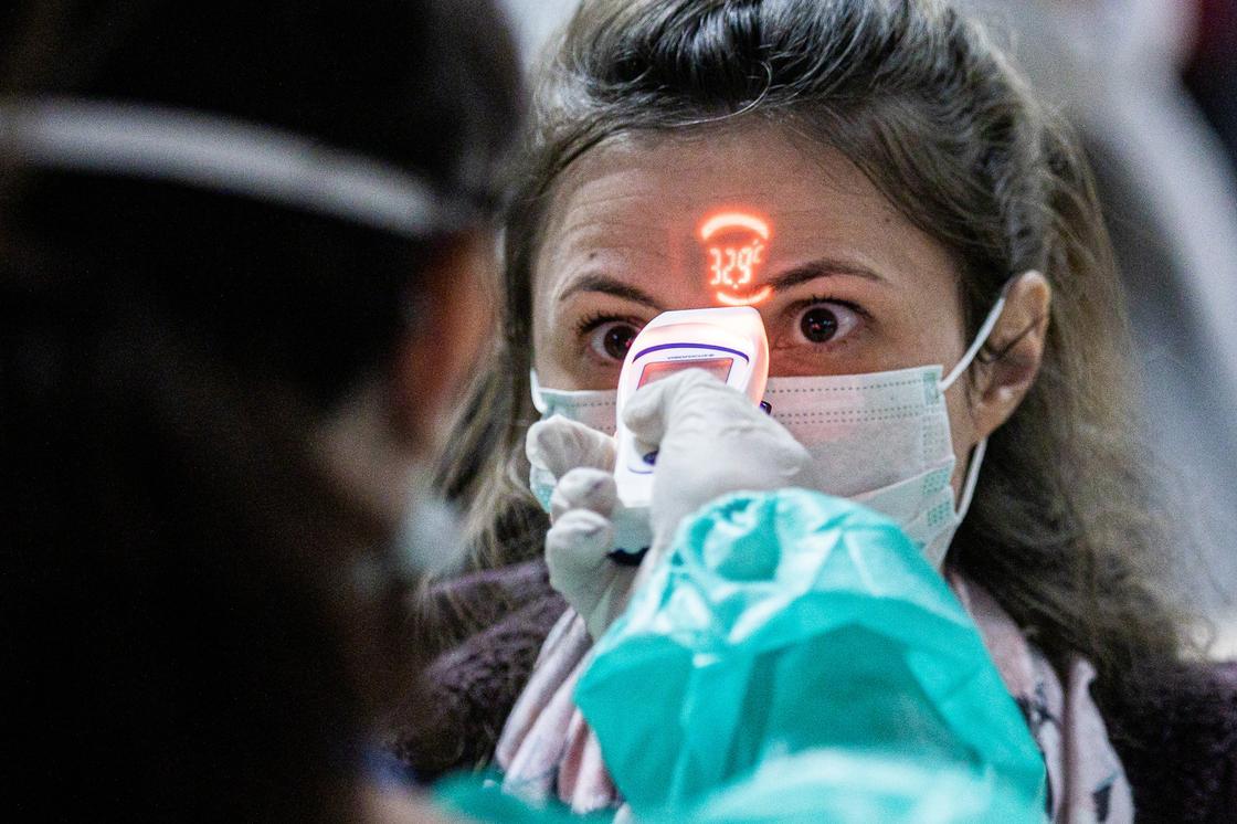 Cкачок заражения коронавирусной инфекцией случился в Китае