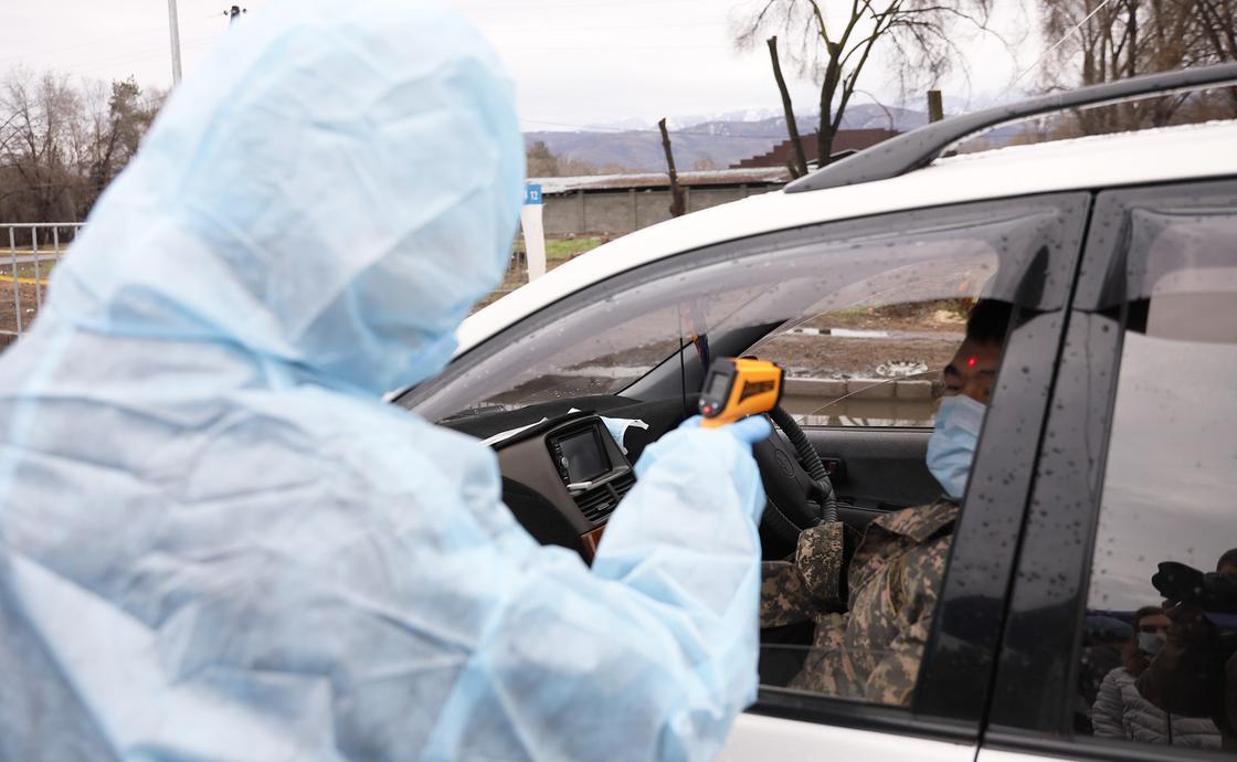 На 11 человек возросло число зараженных коронавирусом в Казахстане