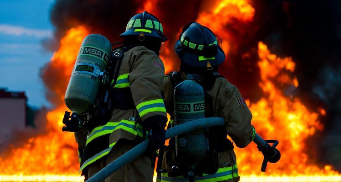 Двое детей погибли в пожаре в Актобе