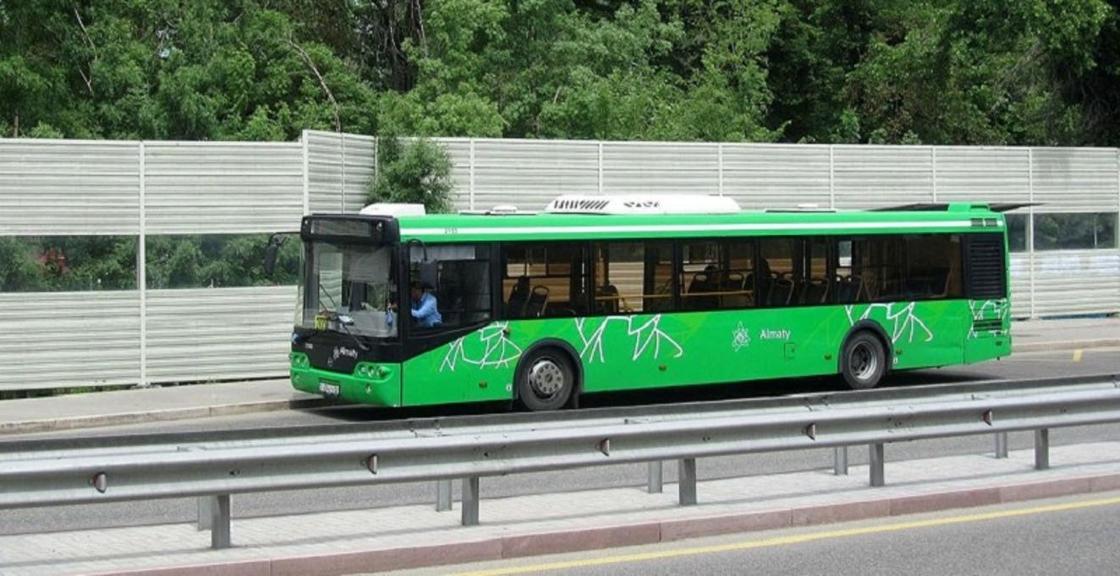 В Алматы запускаются два экспресс маршрута до горных курортов