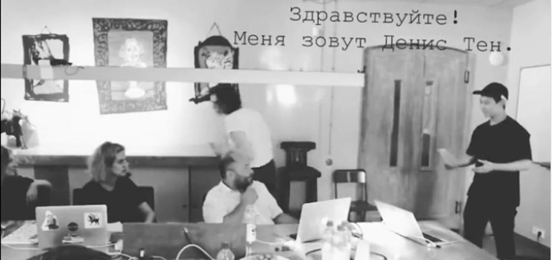 Тимур Бекмамабетов снимет фильм по сценарию Дениса Тена