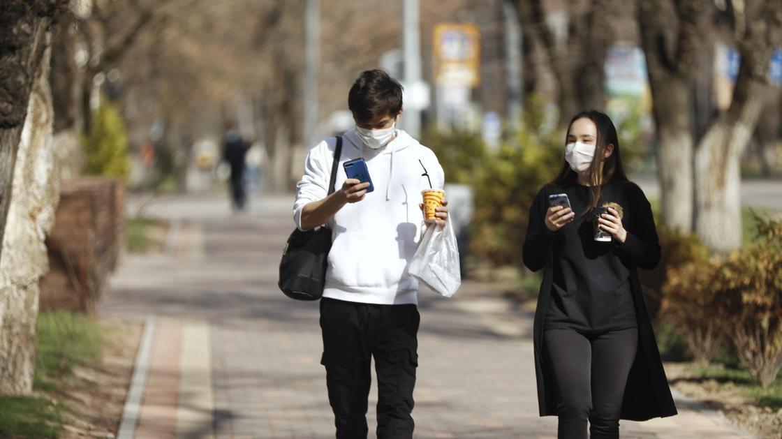 Еще 9 больных коронавирусом выявили в Казахстане: всего 718 случаев заражения