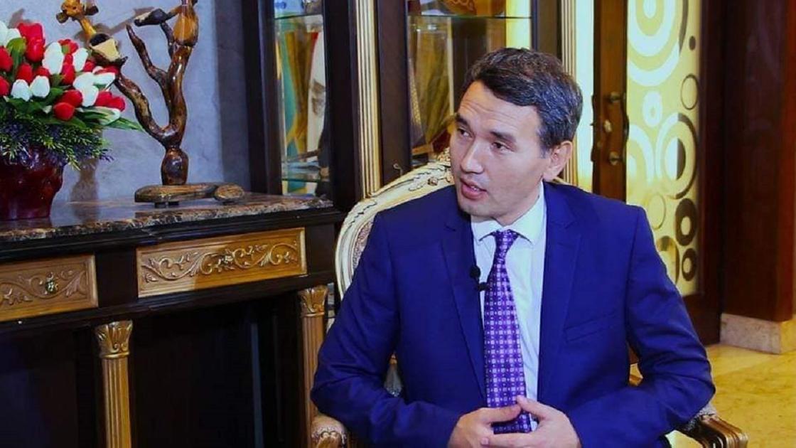Дипломат, найденный мертвым в Каире, оказался родом из Южного Казахстана
