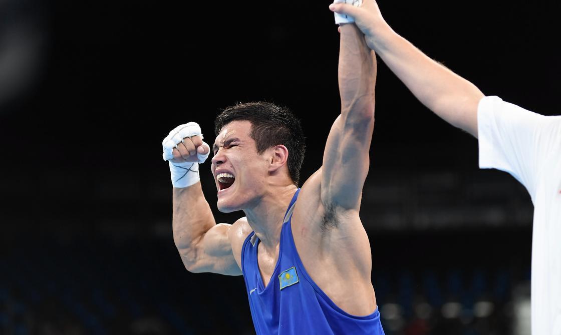 Елеусинов выиграл шестой бой в профи (видео)