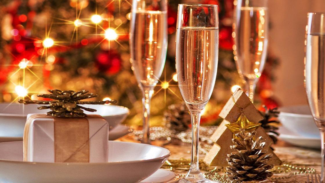 Как снизить нагрузку на печень в Новогоднюю ночь