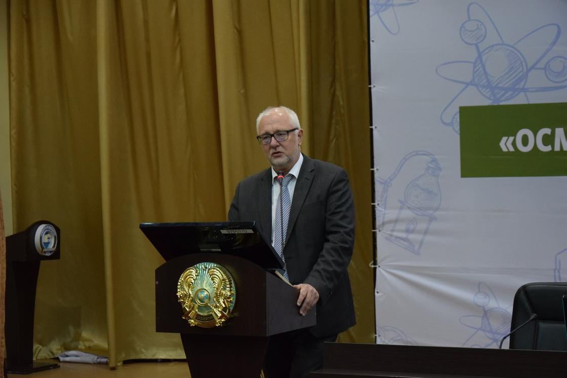 В НАО «Медицинский университет Астана» прошли мероприятия среди студентов