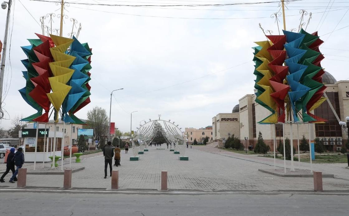 Фото:Түркістан облысы әкімінің баспасөз қызметі
