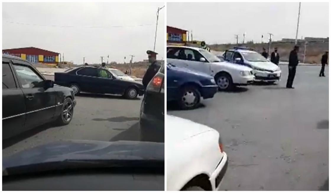 """""""Выставили блокпосты внутри Кызылорды"""": объяснились в полиции"""