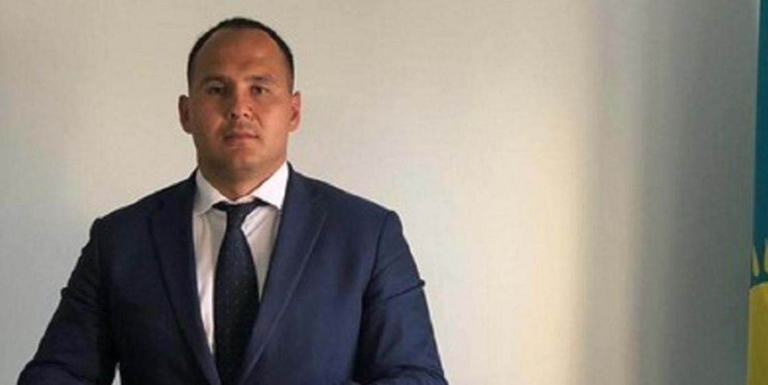 Руководитель управления спорта Мангистау подозревают в коррупции