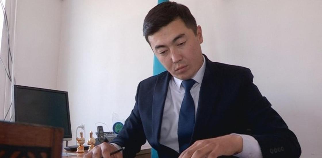 Қайрат Қыпшақов. Фото: otyrar.kz