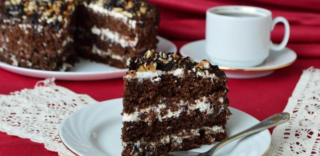 Рецепты шоколадных тортов на день рождения