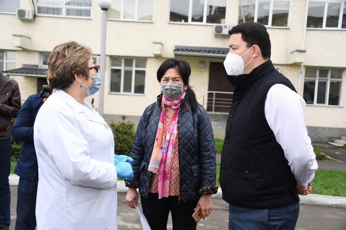 Сегодня главное всем объединиться и локализовать инфекцию – Камалжан Надыров