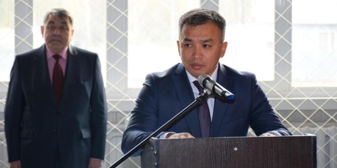 Болат Жұмабеков Петропавл әкімі болып тағайындалды