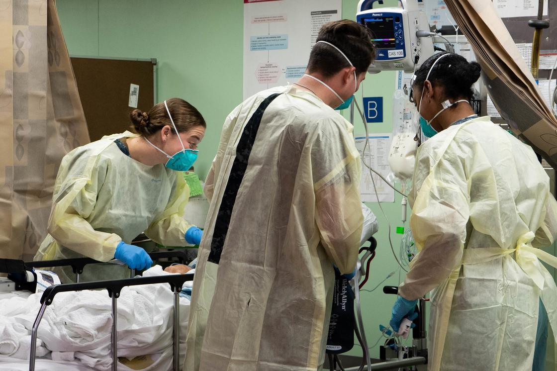 Число больных коронавирусом перешагнуло отметку в 14 миллионов человек