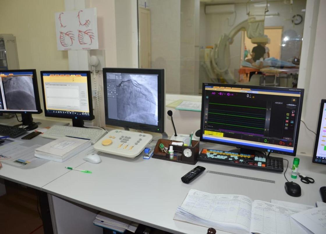 «Появилась охота жить»: алматинцам провели уникальные операции на сердце