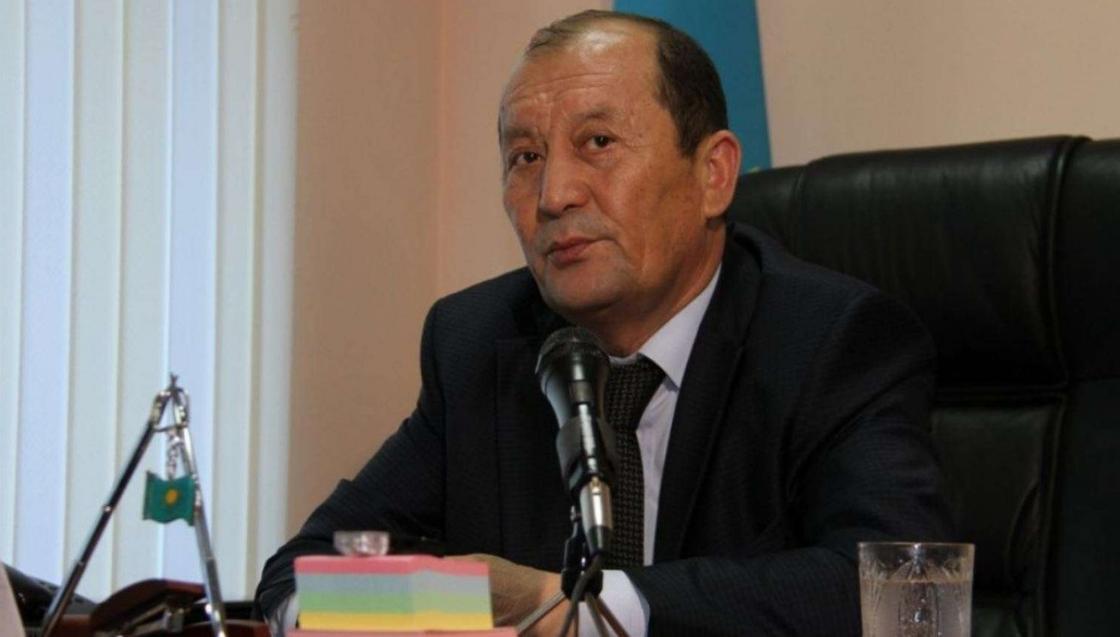 Главу комитета МСХ отстранили от работы
