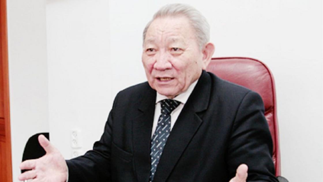 От коронавируса умер известный казахстанский химик Едил Ергожин