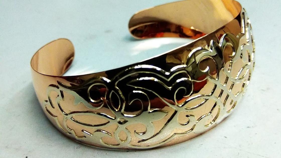 Казахский браслет