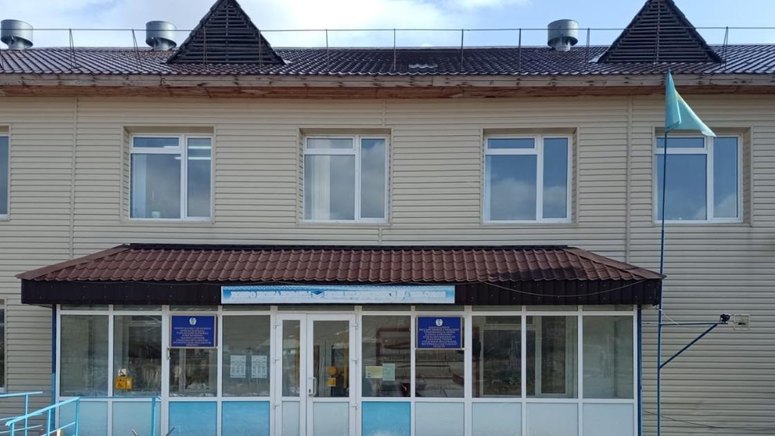Сельская средняя школа им. К. Кайсенова
