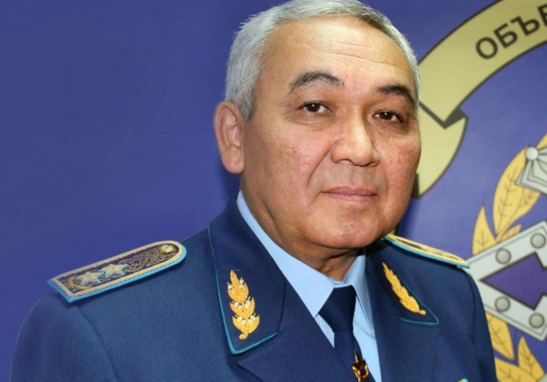 Нурлан Орманбетов назначен главнокомандующим Силами воздушной обороны