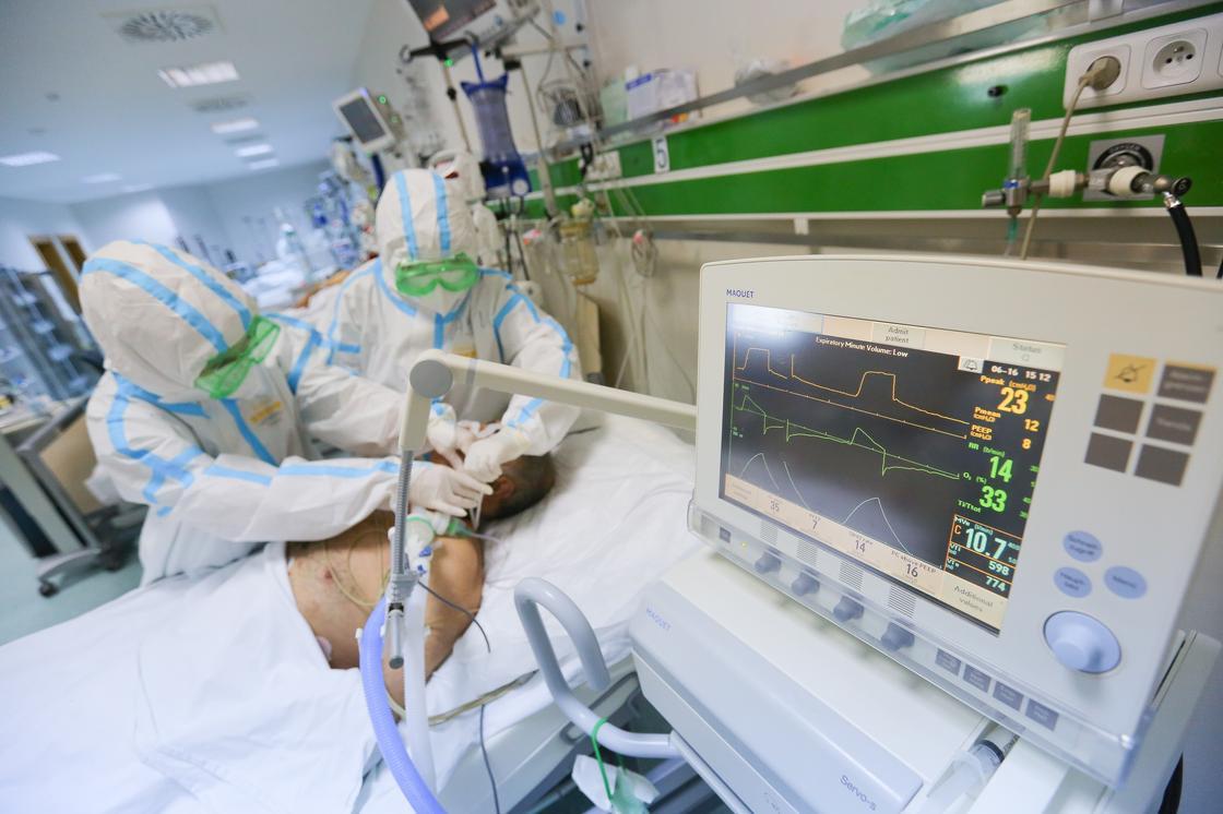 новых случаев заражения коронавирусом выявили в Казахстане