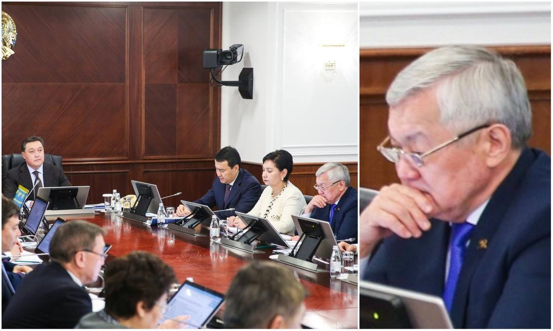 Коллаж суреттері: primeminister.kz сайтынан