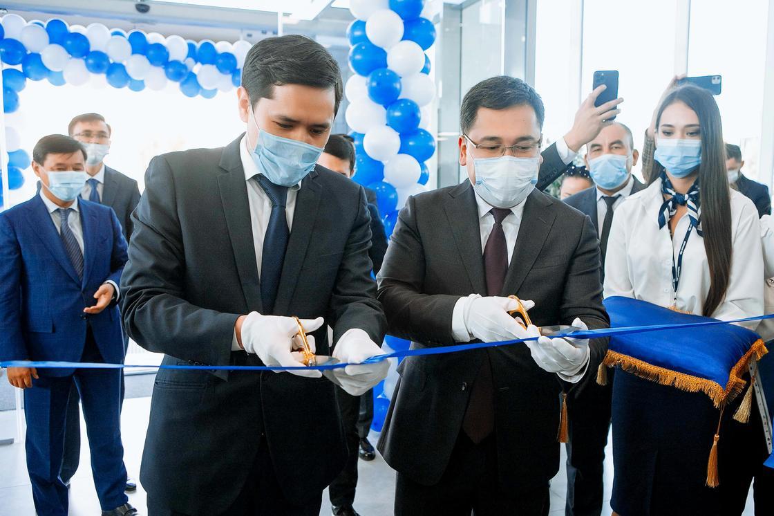 Открытие дилерского центр Hyundai в Шымкенте