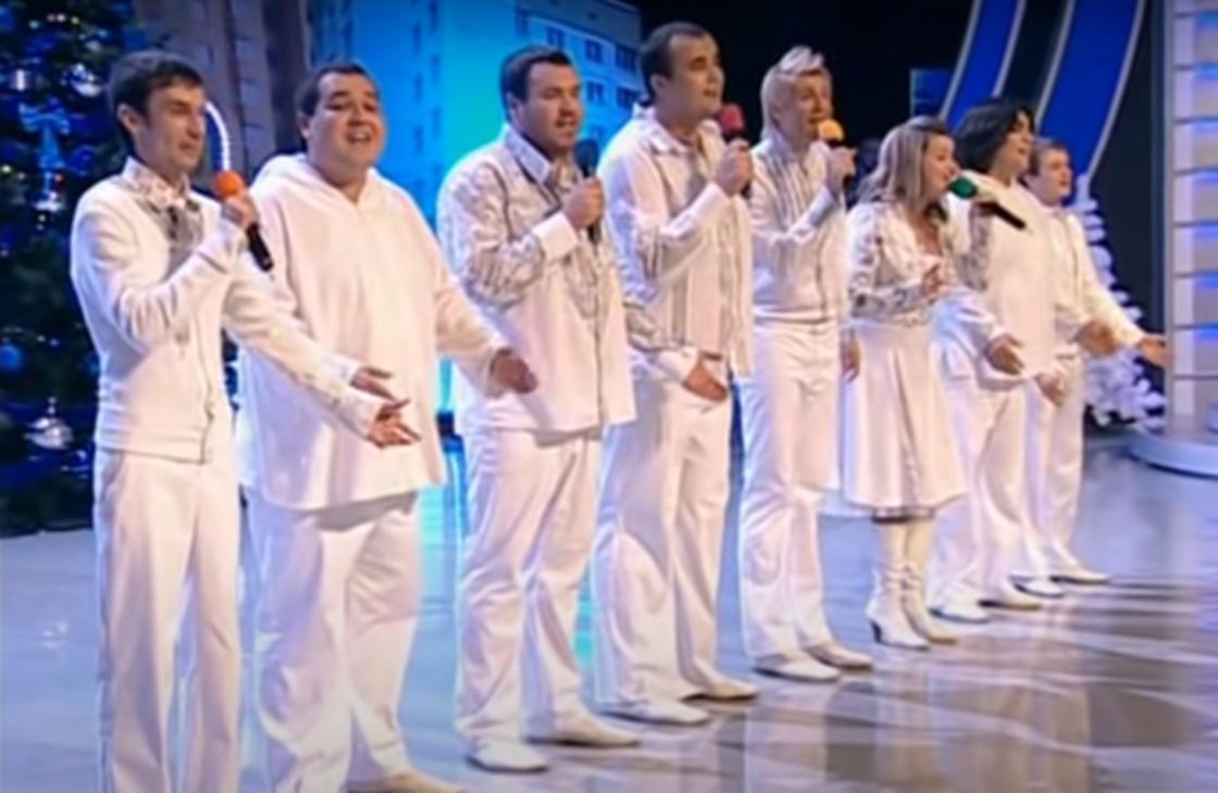 Чемпионы КВН 2010: Сборная Краснодарского края «БАК — Соучастники»