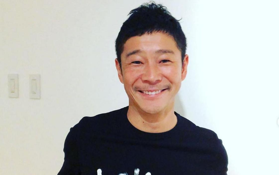 Японский миллиардер подарит своим подписчикам по 9 тыс. долларов