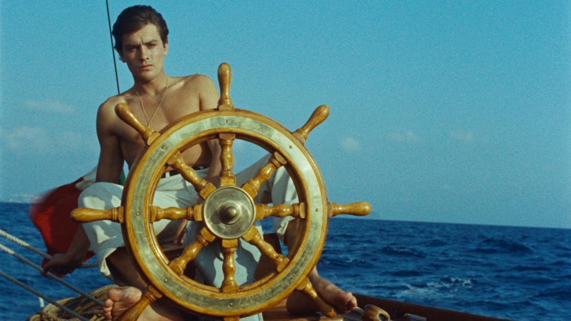 Ален Делон: фильмы лучшие